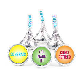 4 U Retirement HERSHEY'S KISSES Candy Assembled