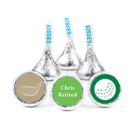 Gone Golfin' Retirement HERSHEY'S KISSES Candy Assembled
