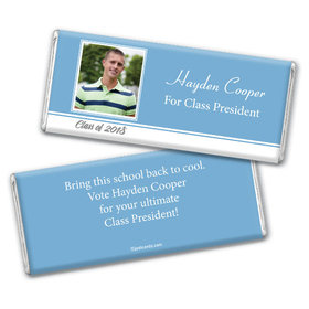 Born to Lead Personalized Candy Bar - Wrapper Only