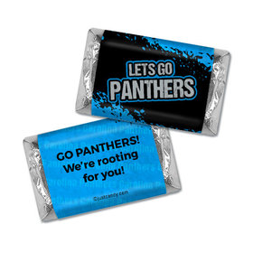 Go Panthers! Superbowl Hershey's Miniatures
