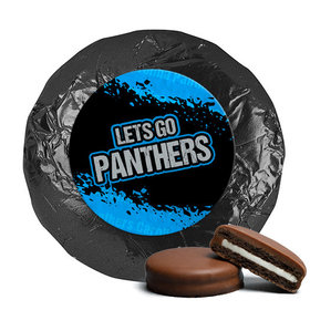 Go Panthers! Superbowl Milk Chocolate Covered Oreo Cookies