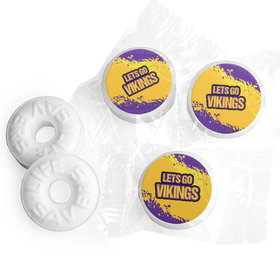 Life Savers Mintss- Let's Go Vikings Football Party