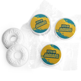 Personalized Life Savers Mintss- Go Jaguars! Super Bowl