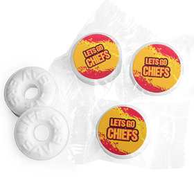 Life Savers Mintss- Let's Go Chiefs Football Party