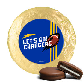 Chargers Football Party Milk Chocolate Covered Oreos