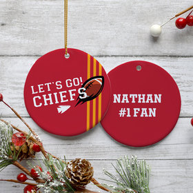 Personalized Let's Go! Chiefs