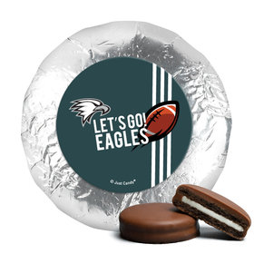 Eagles Football Party Milk Chocolate Covered Oreos