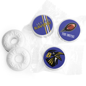Life Savers Mints Personalized Ravens Football Party