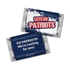 Let's Go Patriots Hershey's Miniatures Candies