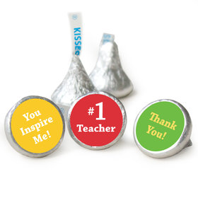 Awesome Teacher Appreciation HERSHEY'S KISSES Candy Assembled