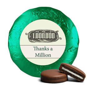 Business Thank You Chocolate Covered Oreos Thanks a Million (24 Pack)