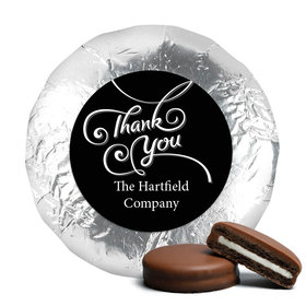 Thank You Chocolate Covered Oreos Scroll (24 Pack)