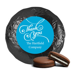 Thank You Chocolate Covered Oreos Scroll