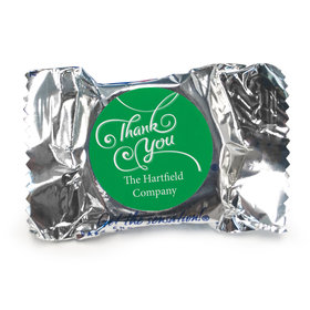 Thank You Personalized York Peppermint Patties Scroll
