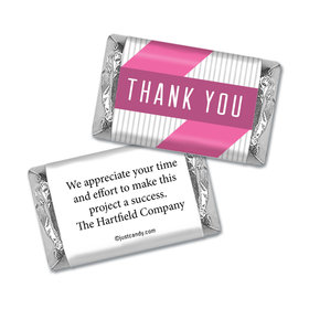 Personalized Hershey's Miniature Wrappers Only - Thank You Extending Thanks