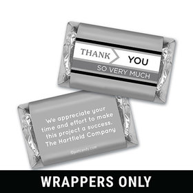 To The Point Personalized Miniature Wrappers