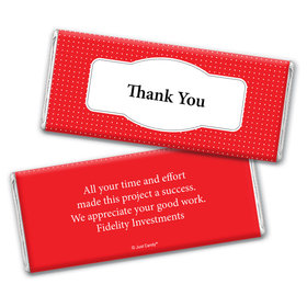 Exceeding Expectations Personalized Candy Bar - Wrapper Only