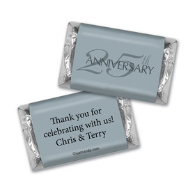 Personalized Hershey's Miniatures - Simple Anniversary