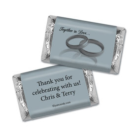 A Lifetime Together Personalized Miniature Wrappers