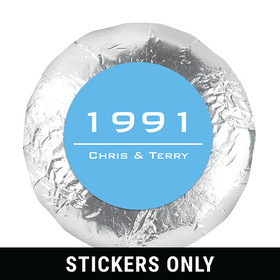 "When It Began 1.25"" Sticker (48 Stickers)"