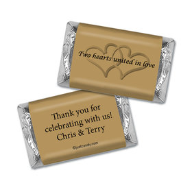 Always My One Personalized Miniature Wrappers