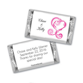 Regal Elegance Personalized Miniature Wrappers