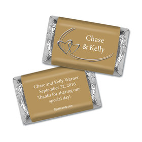 Swept Away Personalized Miniature Wrappers