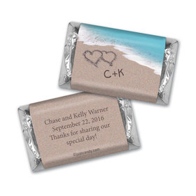 Love You Sand MINIATURES Candy Personalized Assembled