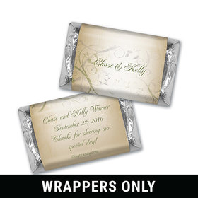 Natural Touch Personalized Miniature Wrappers