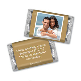 Wedding Portrait Personalized Miniature Wrappers