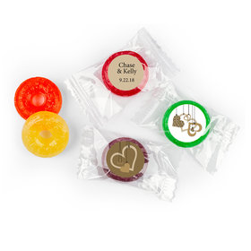 Obsession Personalized Wedding LIFE SAVERS 5 Flavor Hard Candy Assembled
