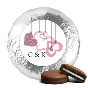 Wedding Perfectly Balanced Milk Chocolate Covered Oreo Cookies (24 Pack)