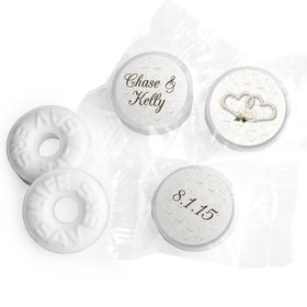 Desire Personalized Wedding LIFE SAVERS Mints Assembled