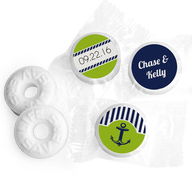 Sailebrate Personalized Wedding LIFE SAVERS Mints Assembled