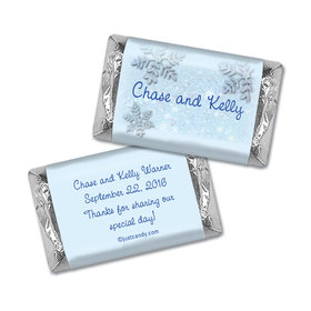 Winter Wonderland Personalized Miniature Wrappers