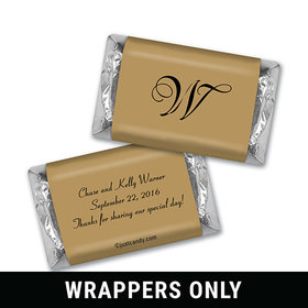 Edward's Script Personalized Miniature Wrappers