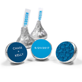 Personalized HERSHEY'S KISSES Ocean Animals Wedding Favors (50 Pack)