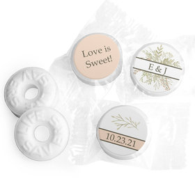 Personalized Wildflower Bouquet LifeSavers Mints