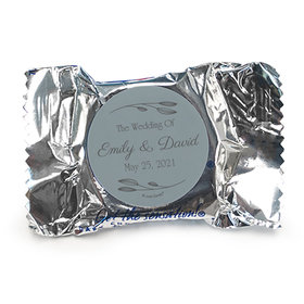 Personalized Wedding Wishes York Peppermint Patties