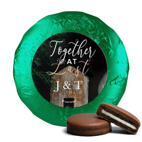 Personalized Wedding Together at Last Chocolate Covered Oreos (24 Pack)