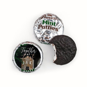 Personalized Wedding Together at Last Pearson's Mint Patties