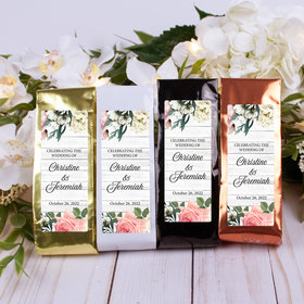 Personalized Wedding Columbian Coffee - Elegant Arrangement