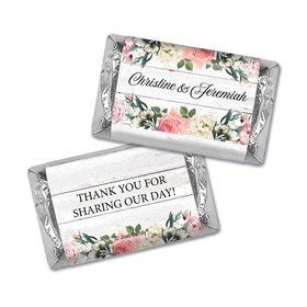 Personalized Elegant Arrangement Mini Wrappers Only