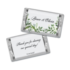 Personalized Botanical Garden Mini Wrappers Only