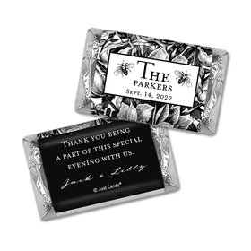 Personalized Ornamental Botanicals Mini Wrappers Only