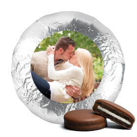 Engagement Cute Pic Milk Chocolate Drenched Oreo Cookies Assembled