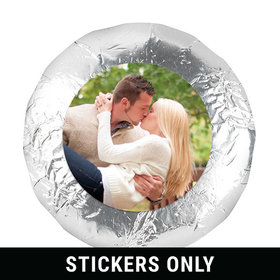 "Engagement Cute Pic 1.25"" Sticker (48 Stickers)"