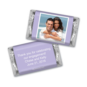 Engagement Party Favor Personalized HERSHEY'S MINIATURES Photo
