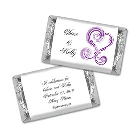 Formal Feast Personalized Miniature Wrappers