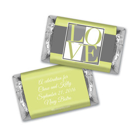 Rehearsal Dinner Love MINIATURES Candy Personalized Assembled